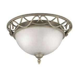 Westinghouse 6759900 2 Light Flush Mount Ceiling Light