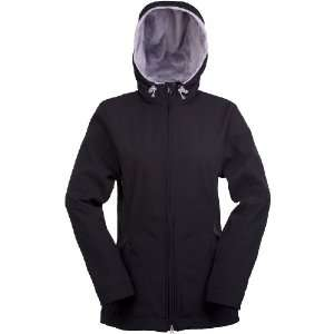 White Sierra Full Moon Midweight Soft Shell Womens Sports