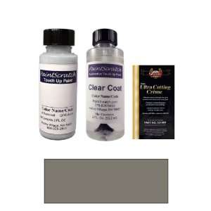 Oz. Meteor Gray Metallic Paint Bottle Kit for 2012 Porsche Cayman
