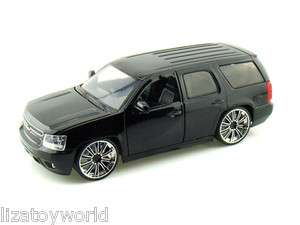 2010 Chevy Tahoe JADA LOPRO 124 Scale Special Edition w/2 Sets Of