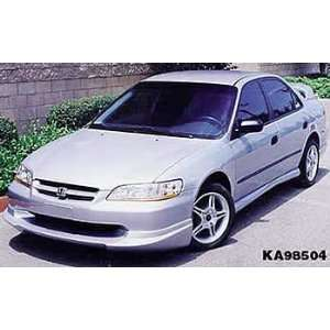Kaminari Accord ground effect kits (Accord body kits