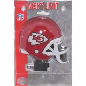 Kansas City Chiefs NFL Night Light
