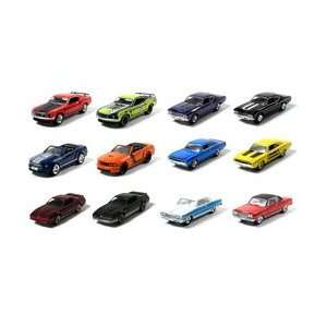 Muscle Car Garage   Stock & Custom   Series 6 Toys & Games