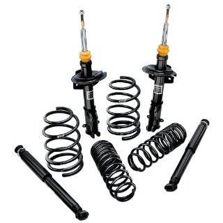 Civic Tokico Shocks Struts + M2 Lowering Springs Combo Kit Automotive