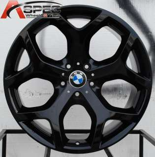 BMW E70 X5 E71 X6 Genuine Style Y Spoke 20 Wheels RIMS