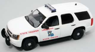First Response 1/43 Louisiana 75th Anniversary State Police Chevy