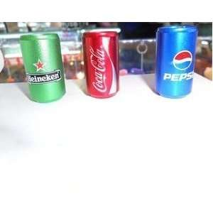 4GB Pepsi Can Style USB flash drive with Keychain