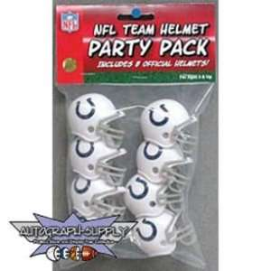Indianapolis Colts Gumball Party Pack Helmets (Quantity of