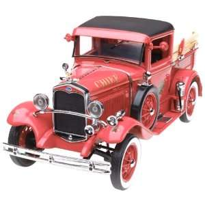 1931 Ford Model A Fireman Pickup Toys & Games