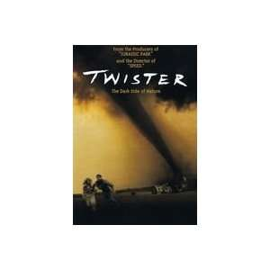 New Warner Studios Twister Product Type Dvd Action