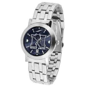 Nevada Wolf Pack Suntime Dynasty Anochrome Mens NCAA Watch