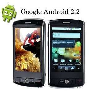 F602 Google Android 2.2 Capacitive Screen Smart Cell Phone