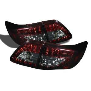 Spyder Auto ALT YD TC09 LED G2 RS Red Smoke LED Tail Light