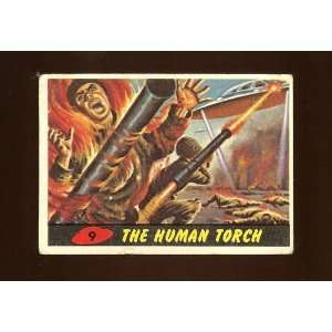 Mars Attacks Original 1962 Trading Card #9 Toys & Games