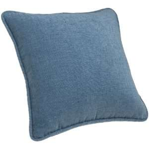 Rose Tree Attingham Park Blue 18 Inch Square Pillow