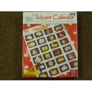 Precious Moments Make Your Own Advent Calendar Toys & Games