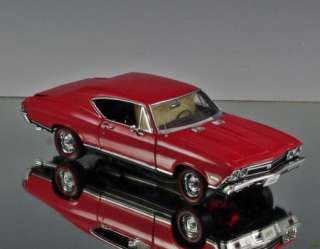 Danbury Mint Die cast car 1968 Chevy Chevrolet Chevelle SS396