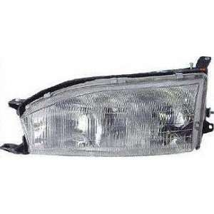92 94 TOYOTA CAMRY HEADLIGHT LH (DRIVER SIDE) (1992 92 1993 93 1994 94