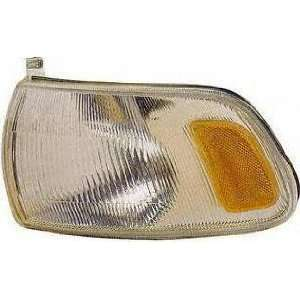 91 97 TOYOTA PREVIA CORNER LIGHT LH (DRIVER SIDE) VAN (1991 91 1992 92