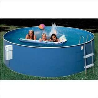 Splash Pools Above Ground Round Pool Package
