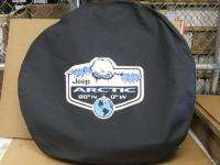 2012 JEEP ARCTIC EDITION SPARE TIRE COVER MOPAR