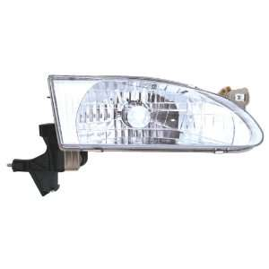 New Replacement 1998 2002 Toyota Corolla Headlight Assembly Right