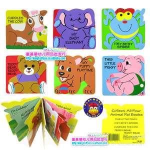 / Baby / Kids Playmore Learning Board Books Story Reading Books New