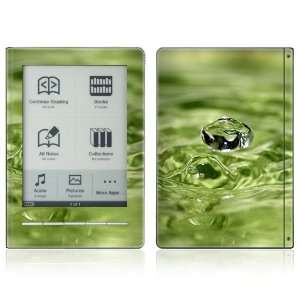 Water Drop Design Protective Decal Skin Sticker for Sony Digital