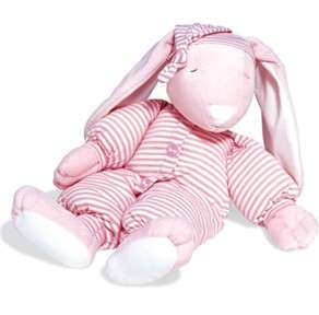 NEW North American Bear 15 Pink SLEEPYHEAD BUNNY Plush Baby Toy Pal
