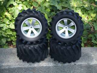 Monster Truck Tire (14mm hex)