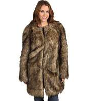 MICHAEL Michael Kors Long Faux Fur Jacket $79.99 (  MSRP $225