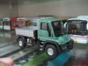 Mercedes Benz Unimog 405 UGN model car 1/72