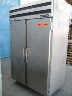 Beverage Air Commercial Double Door Reach In Refrigerator E Series