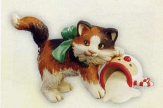Hallmark 2008 Mischievous Kittens CAT Ornament
