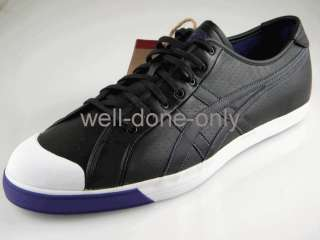 ASICS ONITSUKA TIGER Coolidge black violet Japan shoes