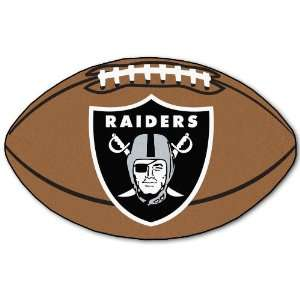 Oakland Raiders NFL Football Floor Mat (22x35) Sports