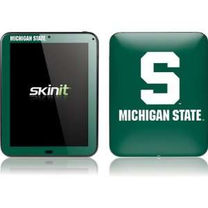 Michigan State University S skin for HP TouchPad