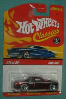 2006 HOT WHEELS CLASSICS SERIES 3 SHOE BOX #14of30