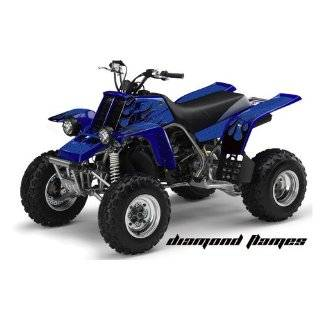1987   2006 Yamaha Banshee YFZ350 ATV Graphics Decal Kit