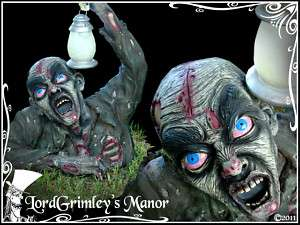 NEW 2011 Zombie Ghoul Groundbreaker Halloween Prop