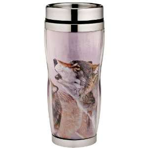 Howling Wolf Pack Travel Mug