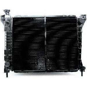 86 97 FORD AEROSTAR RADIATOR VAN, 6cyl; 3.0L; 182c.i. 1 Row (1986 86