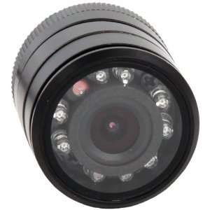 Crimestopper Sv 6704.ir Flush Mount Ccd Color Camera With