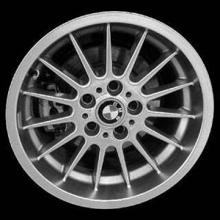 BMW 5 Ser Light Alloy Wheel 7Jx16 ET20 E39 36111095441