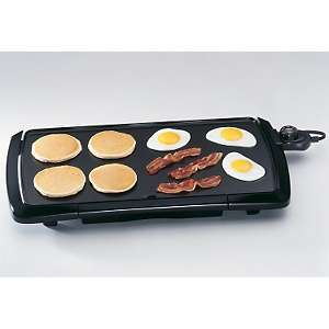 Presto® 20 Cool Touch Electric Griddle