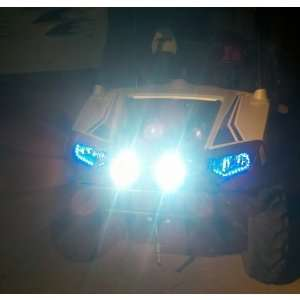 Polaris Ranger LED Driving Lights Auxillary Off Road Fog