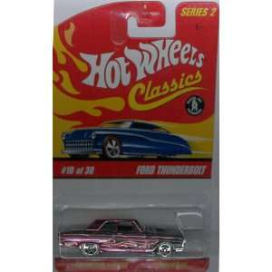 Hot Wheels Classic Series 2 Ford Thunderbolt  Toys & Games