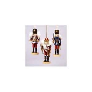 Club Pack of 12 Royal Nutcracker Christmas Ornaments 5