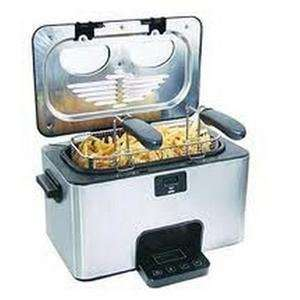 NEW 3L Deep Fryer (Kitchen & Housewares)