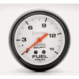 Auto Meter 5810 Mechanical Fuel Pressure Gauge Automotive